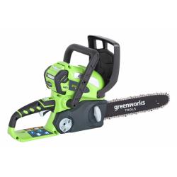 Ferastrau cu acumulator de 40V Greenworks G40CS30