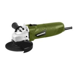 Polizor unghiular Heinner AGR06, 500 W, 12000 RPM, 115 mm