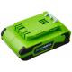 Coasa electrica Greenwoks cu acumulator de 24 V