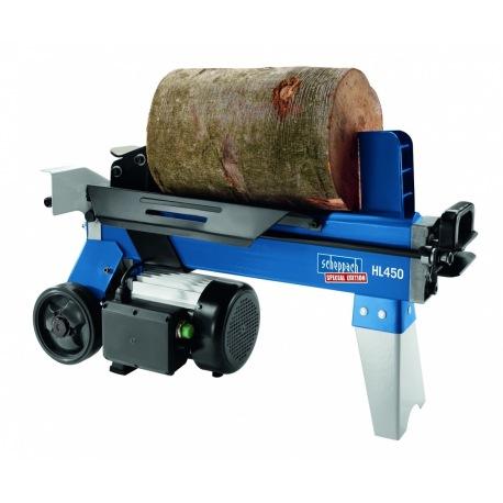 Despicator de lemne orizontal HL 450