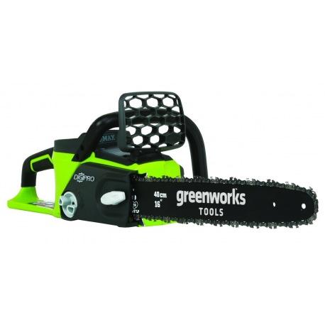Ferastrau cu acumulator de 40V Greenworks GD40CS40