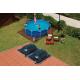 Incalzitor piscina solar Aqadome Grand