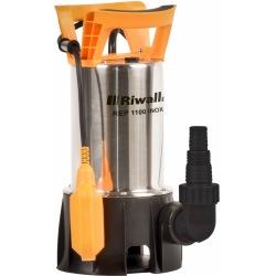 Pompae canalizare Riwall REP 1100 INOX