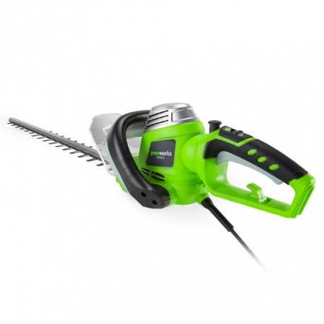 Foarfeca electrica pentru tuns gard viu Greenwarks GHT7068