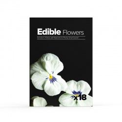 Mix plante Edible Flowers