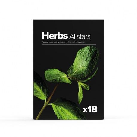 Mix plante Herbs Allstars