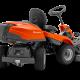 Tractoras Husqvarna R320 AWD promo