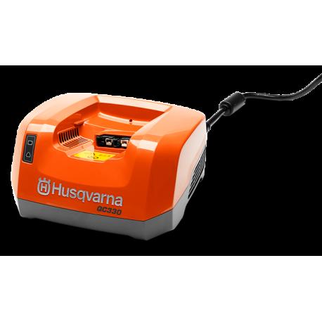 Incarcator Husqvarna QC330 promo