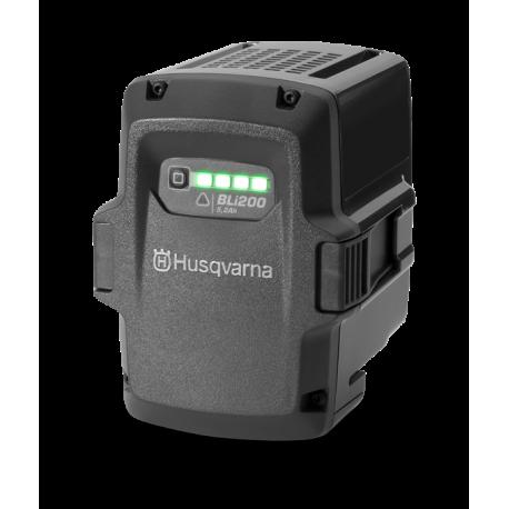 Baterii Husqvarna BLi 200 promo