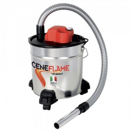 Aspirator Ribimex pentru cenusa Ceneflame 18 L 1200 W - promo